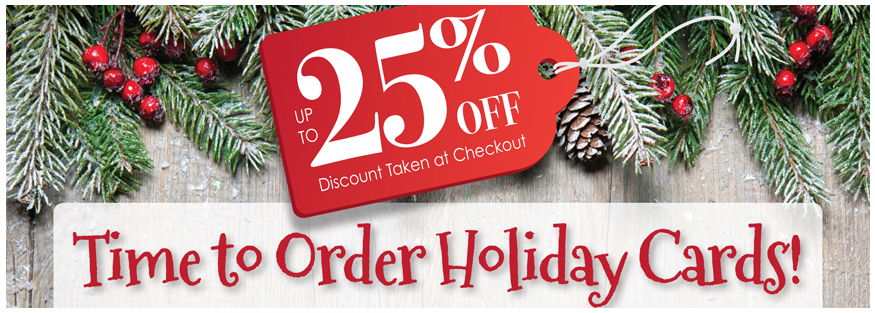25% Off Holiday